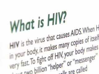 HIV Sign