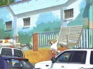 Raleigh Mural