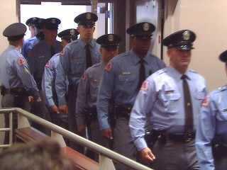 New Police Grads