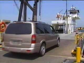 New Hatteras Ferry