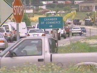 Clayton Traffic