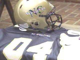 N.C. Wesleyan Football