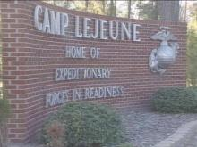 Camp Lejeune Hopes For POW's Safe Return
