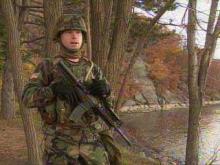 fort bragg soldier training for homeland mission