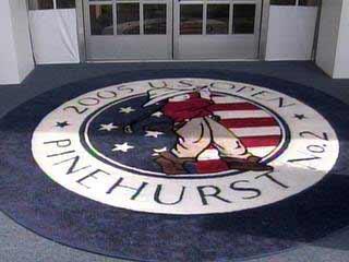 Pinehurst's 2005 U.S. Open Preps In Full Swing