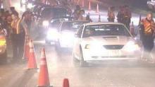 IMAGE: DWI Checkpoints Will Not Be Out In Force For New Year's Eve