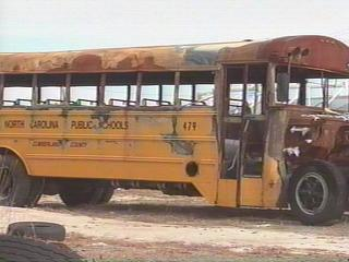 Scorched Bus