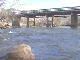 Falls Dam Rapids