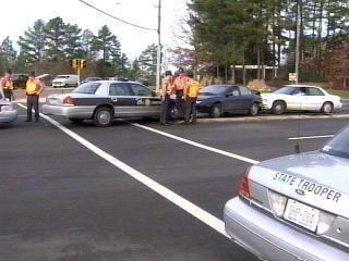 zebulon chase crash