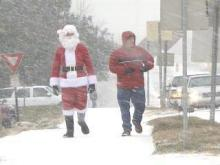Santa Walk