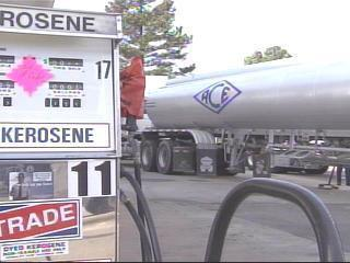 Kerosene Danger
