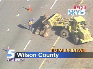 Logging Truck Wilson