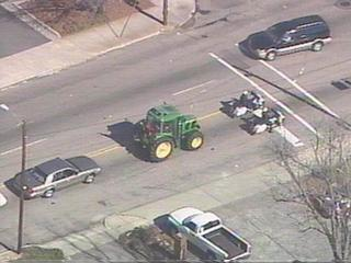 Troxler Tractor
