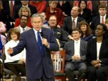 Bush Urges Social Security Reform