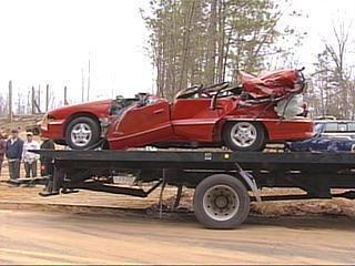granville wreck truck -- afterwards