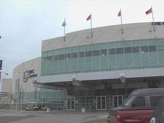 RBC Center in Raleigh.