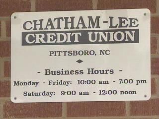 Chatham Lee Credit Union