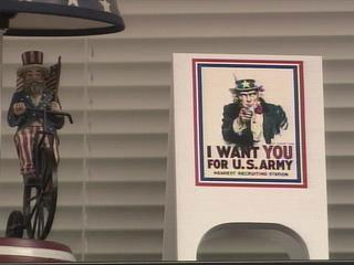 Uncle Sam Sign