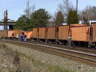 train derailment raleigh CSX