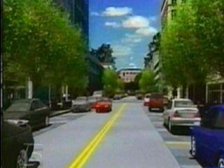 Plan For Fayetteville Street Mall