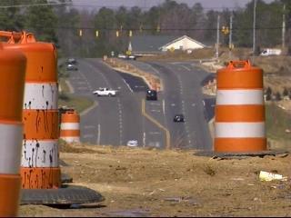 highway 55 widening