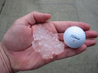 hail north raleigh