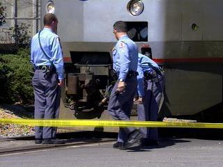 train accident raleigh