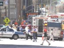Evacuations Gas Leak