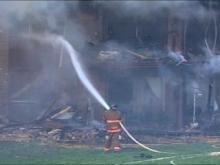 durham apartment fire