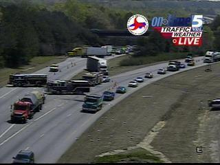 wreck i40 wade ave