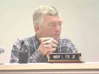Harry Foy