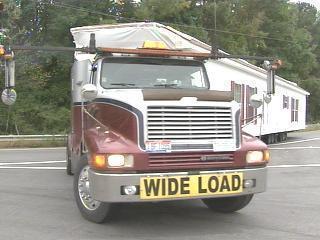 Wide Load Trailer