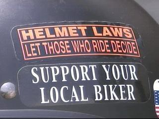 Biker Helmet
