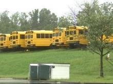 wake county school bus yard