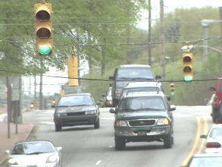 Raleigh Traffic
