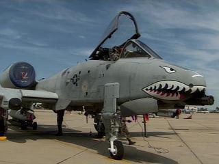 A-10 air plane