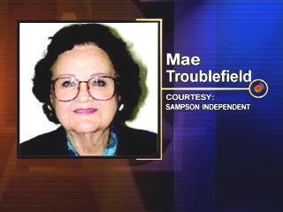 Mae Troublefield