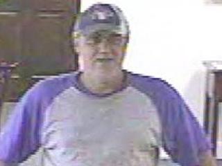 Durham Bank Robber Surveillance Photo
