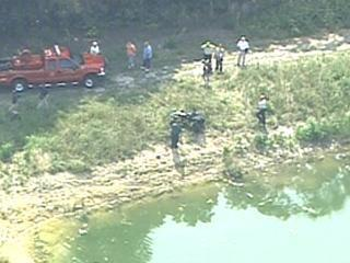 Harnett County Pond Death