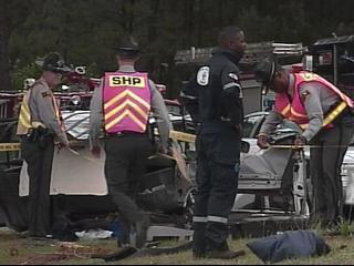 Hoke County Accident