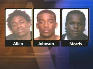 Newkirk Suspects