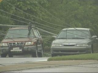 Power Lines On Cars