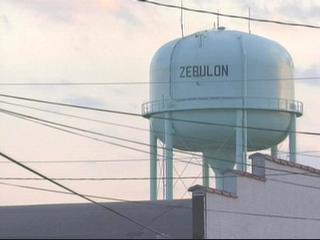 Zebulon Water Tower