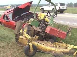 Car Tractor
