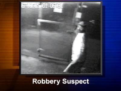 Dunn Food Thief Surveillance Photo