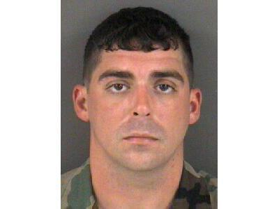 Eric Jones -- fort bragg soldier arrest