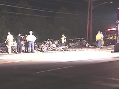 Fayetteville Crash
