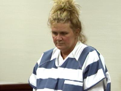 Carol Finch In Court