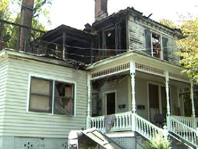 Goldsboro Fire Apartment House