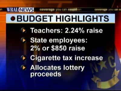 state budget highlights